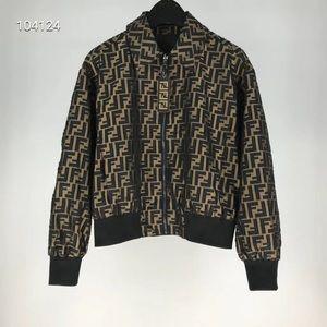 Fendi reversible jacket fendi jacket